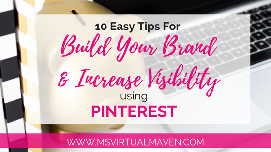 Use Pinterest to Build Your Brand and Increase Visibility. Meet your business goals using the power of Pinterest.